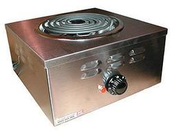 APW Wyott Porta Stove Electric Portable Hot Plate, 7.125 x 1