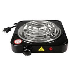 Portable 1000W Single Electric Burner Hot Plate 110V Portabl