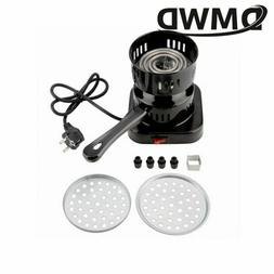 Portable 110V 500W Electric Mini Stove Hot Plate Multifuncti