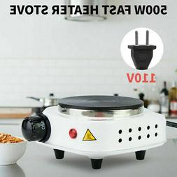 portable 500w electric mini stove hot pot