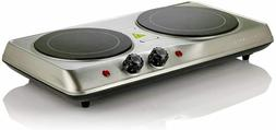 Portable Induction Cooktop 1800W Sensor Touch Electric Cooke
