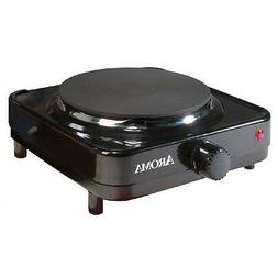 Portable Electric Hot Plate Fast Heat Camping Office Home Ki