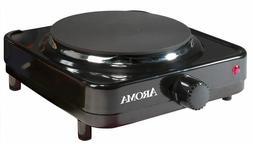 portable electric plate single burner
