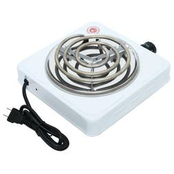 1100W Portable Electric Single Stove Kitchen Hot Plate Stove