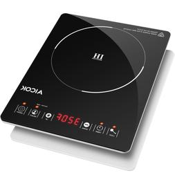 AICOK Portable Induction Cooktop Electric Sensor Hot Plate 1
