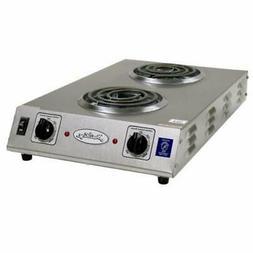 Broil King PR-D1N Double Range Burner, Stainless Steel
