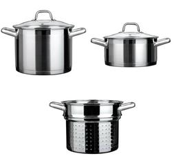 Duxtop Professional Stainless Steel Induction Ready Casserol