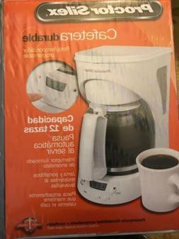 PROCTOR SILEX Proctor Silex 12-Cup Programmable Coffeemaker