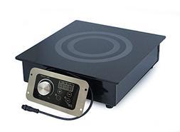 SPT RR-1234R 1400W Built-In Radiant Cooktop , Black, New