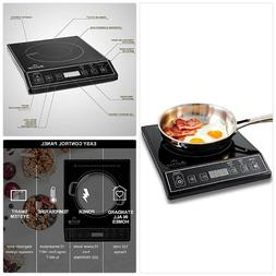 Secura 9100MC 1800W Portable Induction Cooktop Countertop Bu