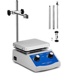 Sh-2 Magnetic Stirrer Hot Plate Dual Controls Digital Displa