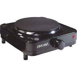 Aroma Single Burner Hot Plate Model AHP303, 1 ea