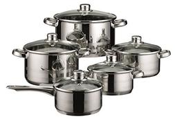 ELO Skyline Stainless Steel Kitchen Induction Cookware Pots