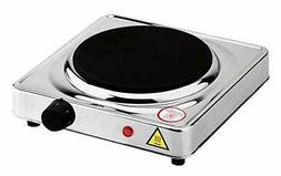 Dominion Stainless Steel Electric Burner Single Hot Plate Co