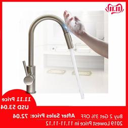 Touch <font><b>Inductive</b></font> Kitchen Faucets 360 Rota