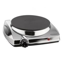 BRENTWOOD TS337 Brentwood Electric 1000w Single Hotplate  by