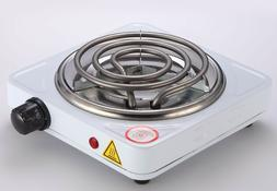 Altocraft USA Cookmaster Portable Electric Single Burner Sto