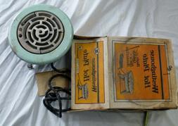 Vintage 1940's Westinghouse Hot Plate Electric Burner Mint G